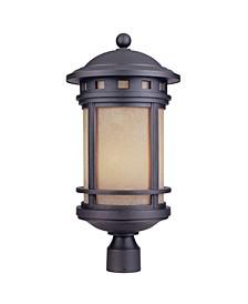Designers Fountain Sedona Post Lantern