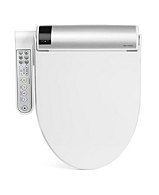 BioBidet Bliss BB-1700 Electric Smart Bidet Seat for Elongated Toilet