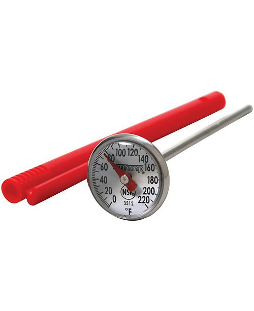 """Taylor Precision Products Instant-Read 1"""" Dial Thermometer"""