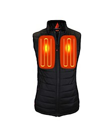 Women's 5V Battery Heated Puffer Vest
