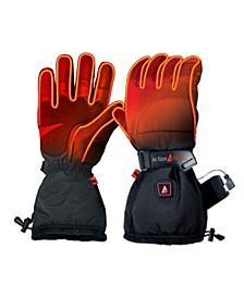 Men's 5V Battery Heated Snow Gloves