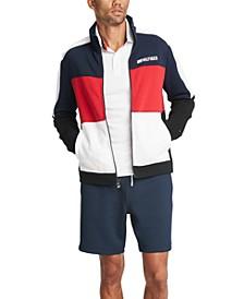 Men's Anthony Full-Zip Mock Sweatshirt