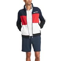 Tommy Hilfiger Men's Anthony Full-Zip Mock Sweatshirt