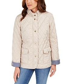 Quilted Jacket, Created For Macy's