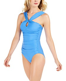 Santorini Convertible One-Piece Swimsuit