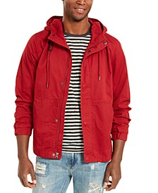 Men's Lyric Hooded Jacket, Created For Macy's