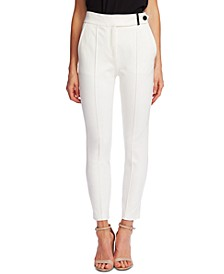 Seamed Ponte Pants