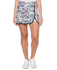 Grand Slam by Confetti Printed Skort