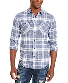 Men's Mitch Grindle Plaid Shirt