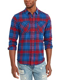 Men's Brady Plaid Shirt