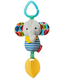 Elephant Chime and Teethe Toy