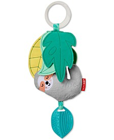 Tropical Paradise Sloth Jitter Toy