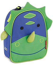 Dinosaur Zoo Lunchie Lunch Bag