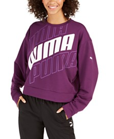 Puma Chase Hoodie & Reviews Tops Women Macy's