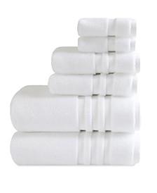 Finesse 6-Pc. Towel Set