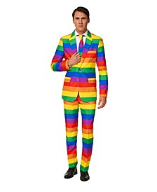 Men's Rainbow Pride Suit