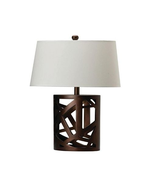 Coaster Home Furnishings Moline Drum Table Lamp