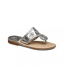 Little Girl Miss Hamptons II Sandals