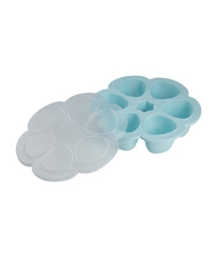 Béaba 5 Ounce Multiportions Tray In Baby Blue