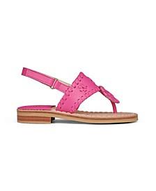Little Girl Little Miss Jacks Sandals