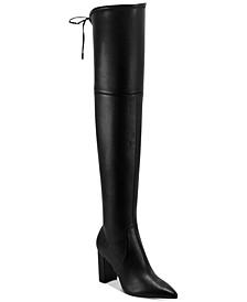 Vany Over-The-Knee High-Heel Boots
