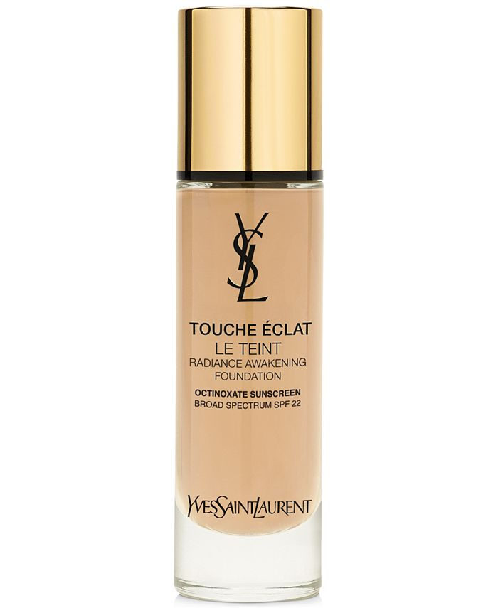 Yves Saint Laurent - Touche Éclat Foundation