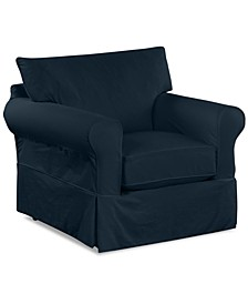 Pipley Slipcover Chair