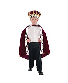 Toddler Boys King Robe