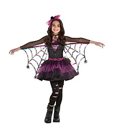 Big Girls Miss Wicked Web Costume