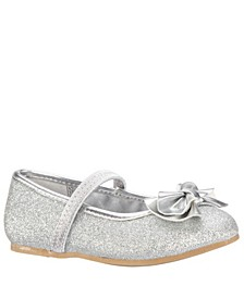 Rosalba-T Toddler, Little Kid and Big Kid Girls Ballet Flat
