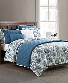 Vina 8 PC Full Comforter Set