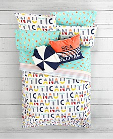 Kids Letters Bedding Set
