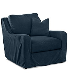 Noida Slipcover Chair