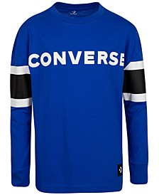 Big Boys Football Jersey Cotton T-Shirt
