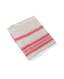 Rustic Savona Linen Kitchen Towel