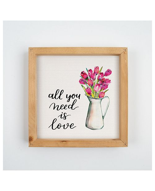 P Graham Dunn All You Need Is Love Wall Art