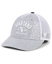 Michigan State Spartans Dorm Trucker Snapback Cap
