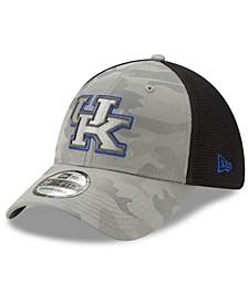 Kentucky Wildcats Gray Camo Neo 39THIRTY Cap