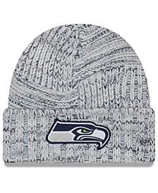 Women's Seattle Seahawks On-Field Knit Hat 2019