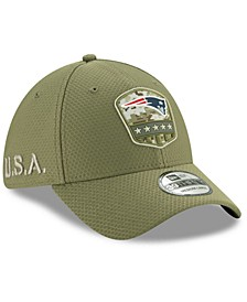 New England Patriots On-Field Salute To Service 39THIRTY Cap