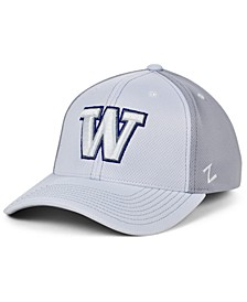 Washington Huskies Yeti Flex Stretch Fitted Cap