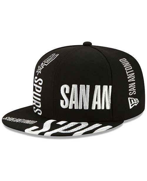 New Era San Antonio Spurs Tip Off Series 9FIFTY Cap