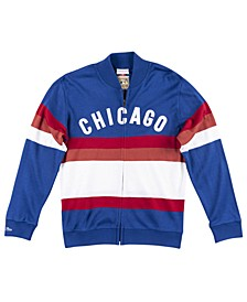 Men's Chicago Cubs Authentic Sweater Jacket