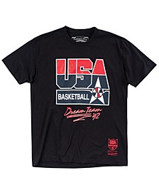Men's NBA 1992 Basketball T-Shirt