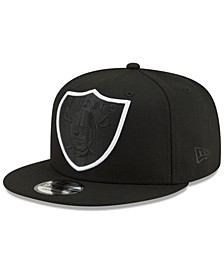 Oakland Raiders Logo Elements 2.0 9FIFTY Cap