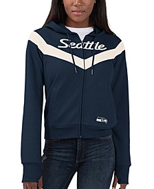 Women's Seattle Seahawks Touch Perfect Game Hoodie