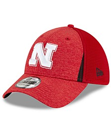 Nebraska Cornhuskers Slice Team 39THIRTY Cap