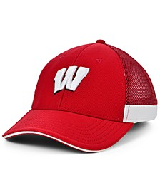 Wisconsin Badgers Blitzing Flex Cap