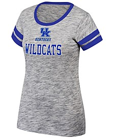 Women's Kentucky Wildcats Tiebreaker Ringer T-Shirt