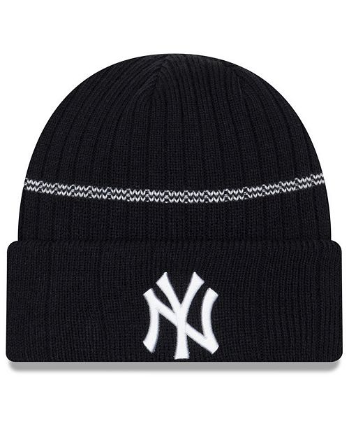 New Era New York Yankees Sport Knit Hat